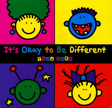 It's Okay To Be Different Book