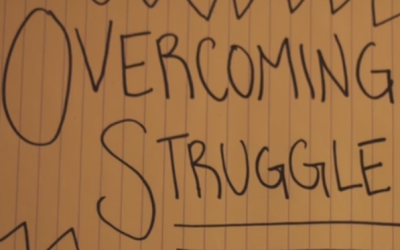 Overcoming Struggles video by Shadi Garman and Natasha Javed